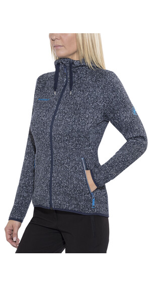 Mammut Kira Tour ML Hooded Jacket Women marine